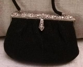 Antica borsetta dei primi del 900 Liberty
