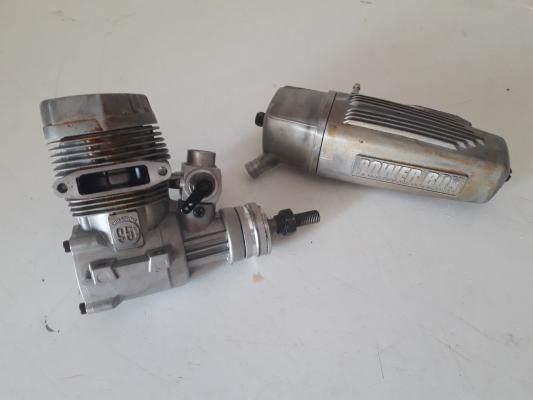 Motore OS 95