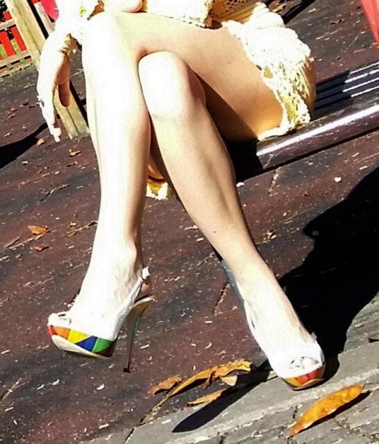 Sandali geox beige chiaro in pelle verniciata | Posot Class