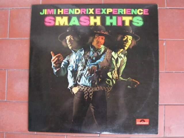 LP vinile JIMI HENDRIX originale anni '60