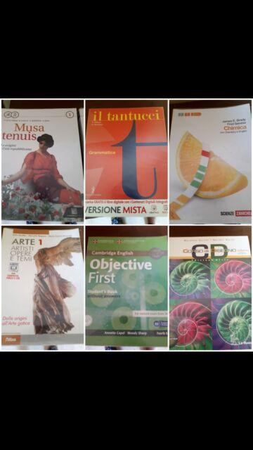 Libri usati Liceo scientifico