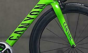 Adesivi e decalcomanie per bici da corsa o MTB.
