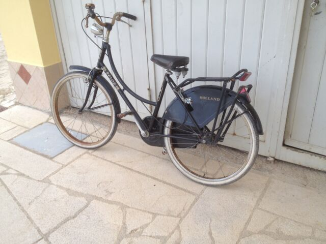 Bicicletta Holland Line Wilma Posot Class