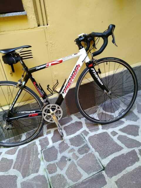 Bici da corsa usata Merida Taglia S ( cm).