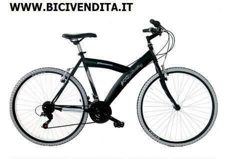 Bici ibrida mtb - city bike girardengo