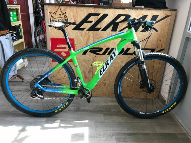 Mtb front elray pro 29 carbon