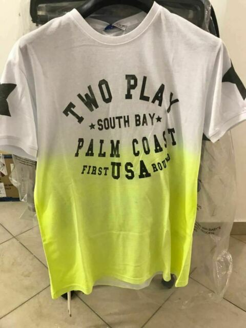 Two play tshirt t-shirt maglia maglietta fepa uomo ragazzo