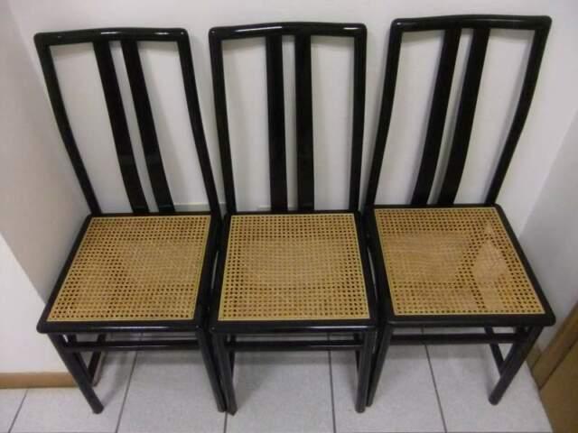 Sedie e tavolo di design marca cappellini posot class for Sedie di marca