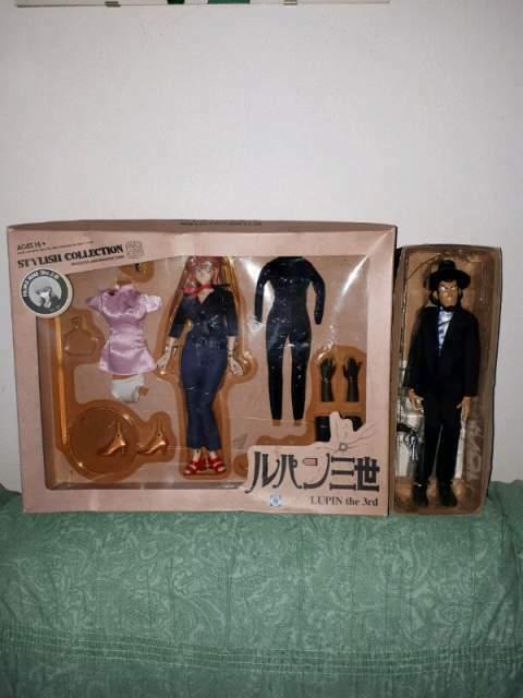 Medicom Toy Fujico e Jigen in scatola prezzi diversi