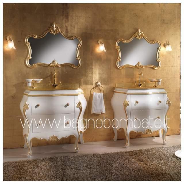 Mobili stile barocco veneziano vendo bergamo posot class for Vendo mobile bagno