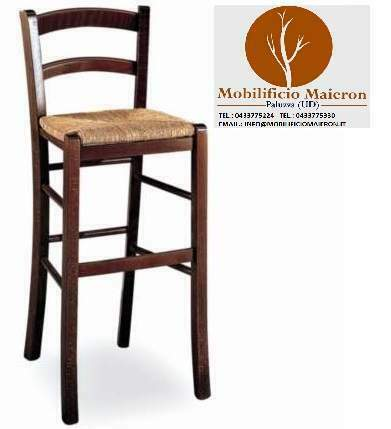 Sgabelli Pub birreria Cod /L seduta legno prezzo