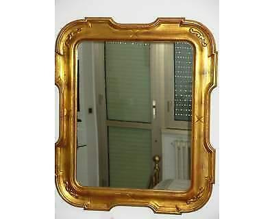 Specchio cornice in legno