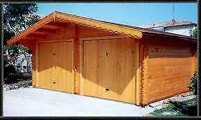 Casa in legno su misura