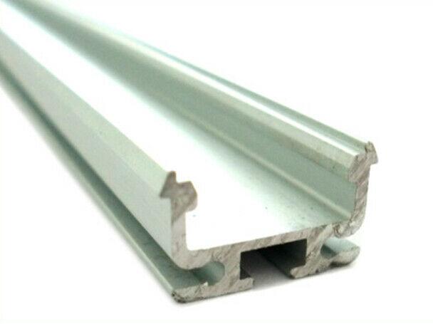 Lux ba profilo canalina barra alluminio led quadrato per