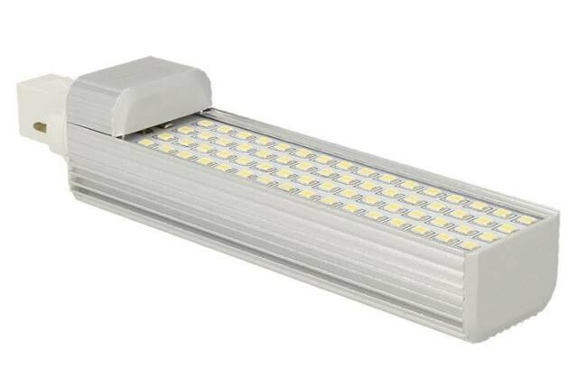 Lux ggf lampada faretto led g23 plc 220v 12w 60 smd