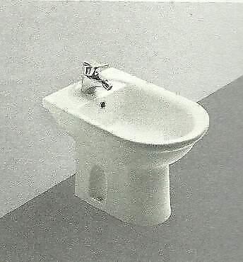 NUOVO Bidet Ideal Standard Esedra monoforo T bianco
