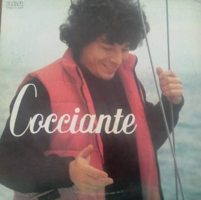 """Disco """"COCCIANTE"""" VINILE 33 GIRI, Edizioni RCA"""
