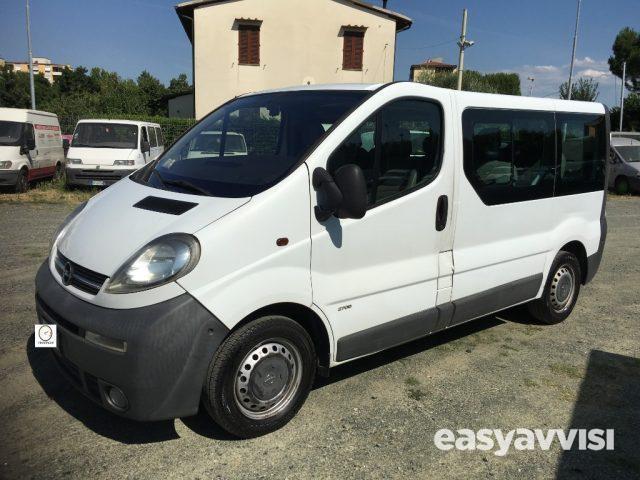 Opel vivaro  dti pc-tn combi 9 posti diesel