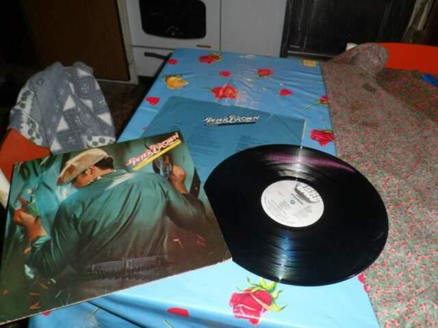 PETER BROWN stargazer LP 8 track