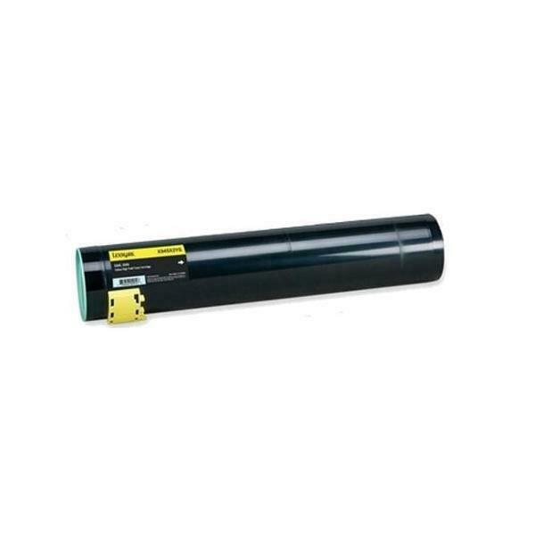 Lexmark 70c0h40 cartuccia toner original giallo 1 pezzo(i)