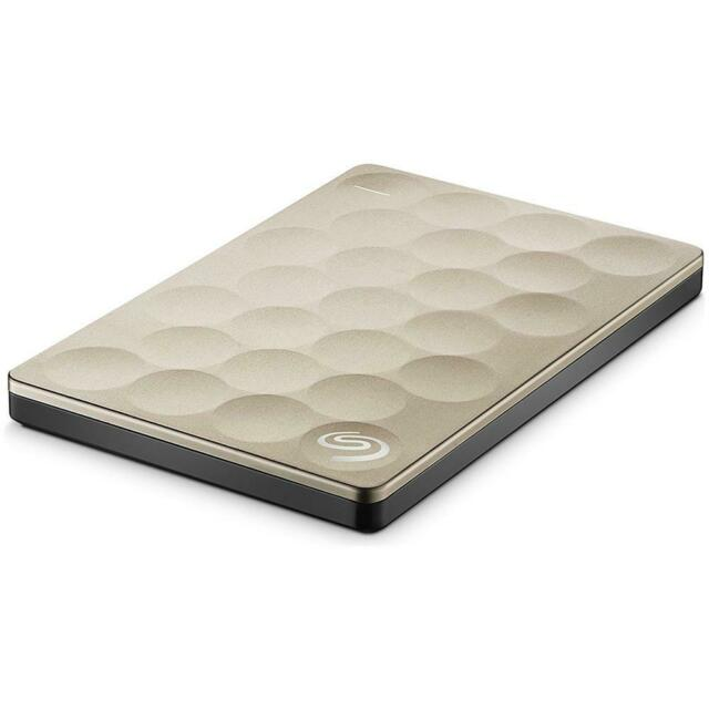 Seagate backup plus ultra slim 2tb disco rigido esterno