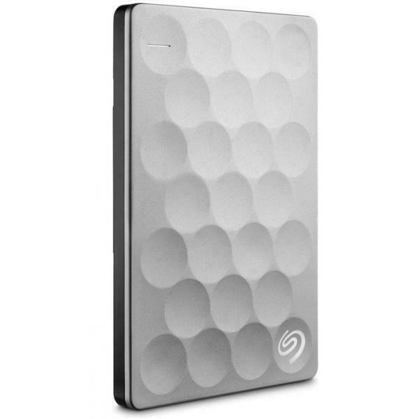 Seagate backup plus ultra slim disco rigido esterno  gb