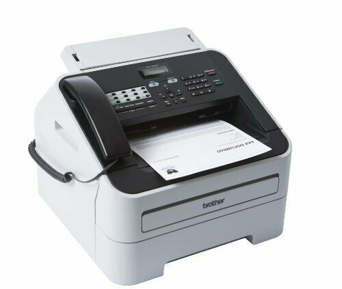 Stampante fax laser brother fax- faxzx1 16 mb 300 x