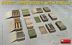 1/35 soviet ammo boxes w/shells