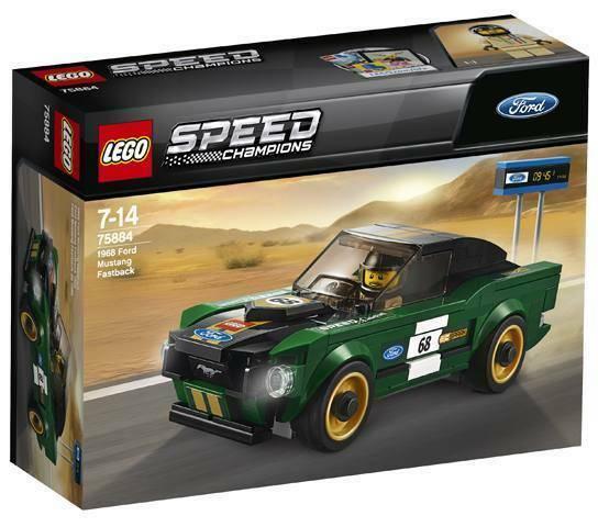 Gw jm lego speed champions  - spedizione in 5/10