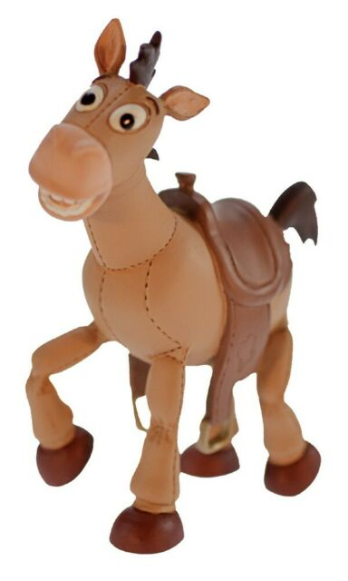Gw jm toy story 3 figure bullseye 10 cm - spedizione