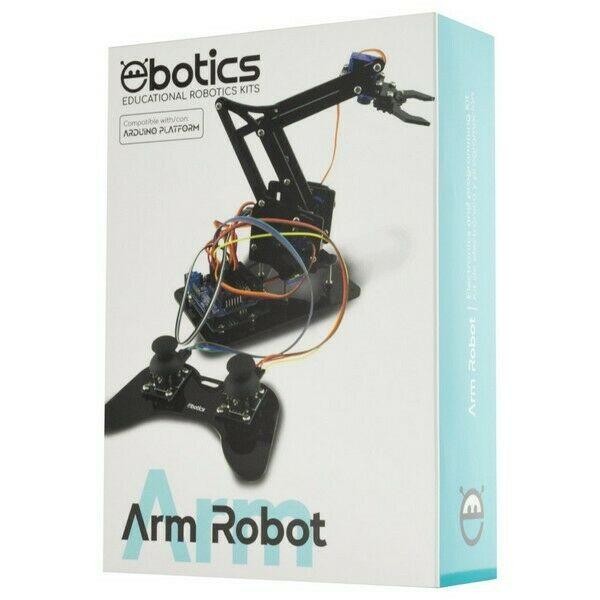 Kit di robotica arm robot