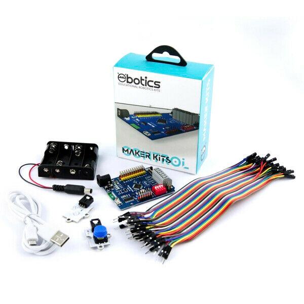 Kit di robotica maker control