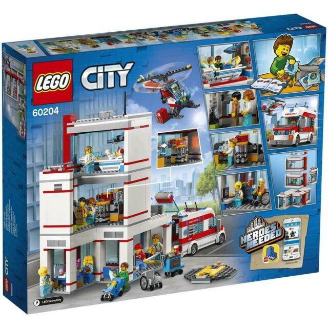 Lego city - ospedale di lego city