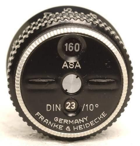 Rollei - Bottone di Messa a Fuoco Maggiorato