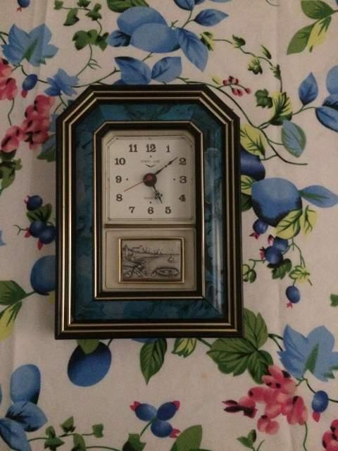Orologio a muro vintage