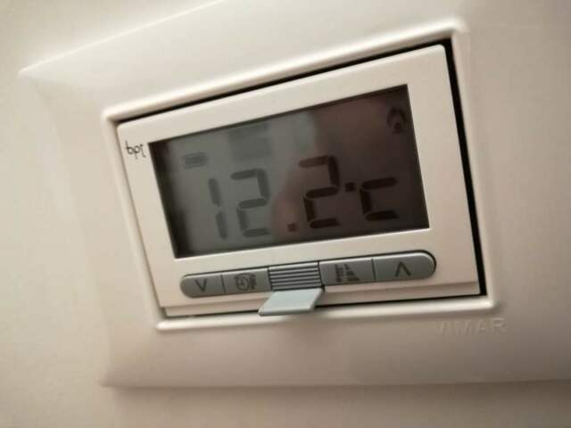 Termostato ambiente bpt ta350