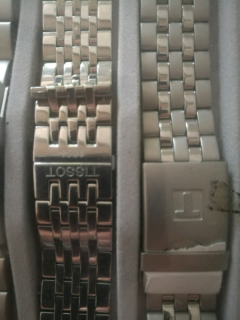 Cinturino orologio tissot