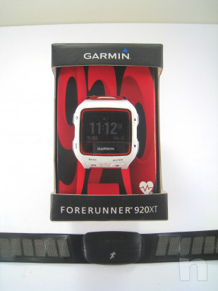 Garmin Forerunner 920XT GPS Multisport Orologio Sportivo -
