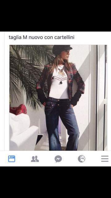 Jeans Denny Rose tg M nuovo