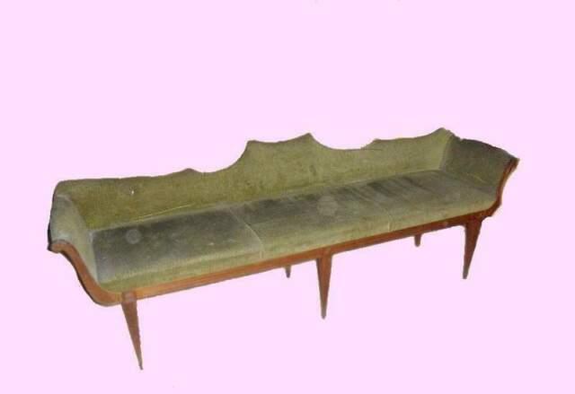 Antico divanetto stile impero