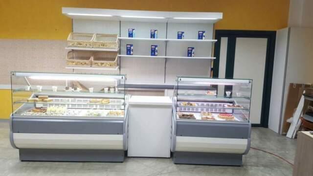 Banchi refrigerati macelleria salumeria posot class for Arredamento macelleria usato