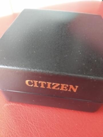 BOX OROLOGIO CITIZEN ORIGINALE