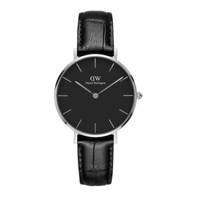 Daniel wellington classic petite reading silver dw
