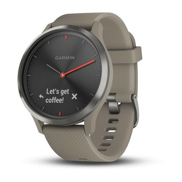 Garmin vívomove hr orologio sportivo nero 64 x 128 pixel