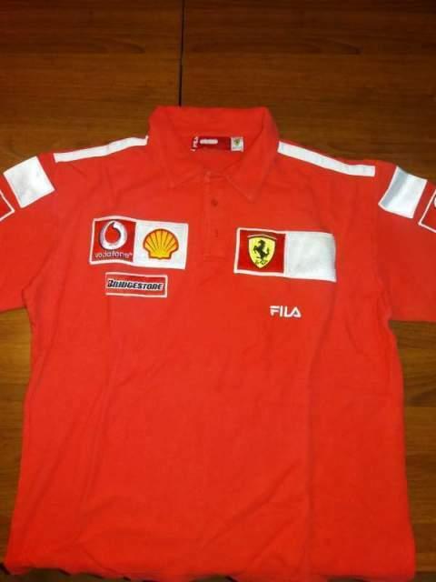 Polo Ferrari originale tg. L/XL