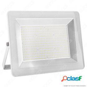 200W LED Floodlight I-Series White Body 6000K