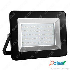50W LED Floodlight I-Series Black Body 6000K