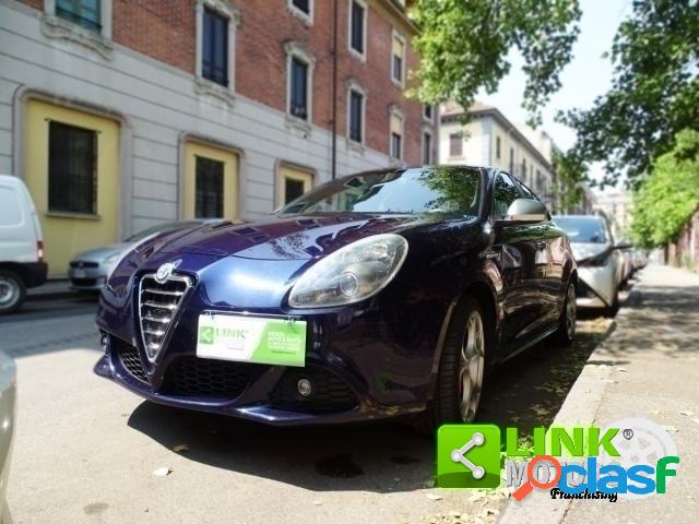 ALFA ROMEO Giulietta diesel in vendita a Novara (Novara)