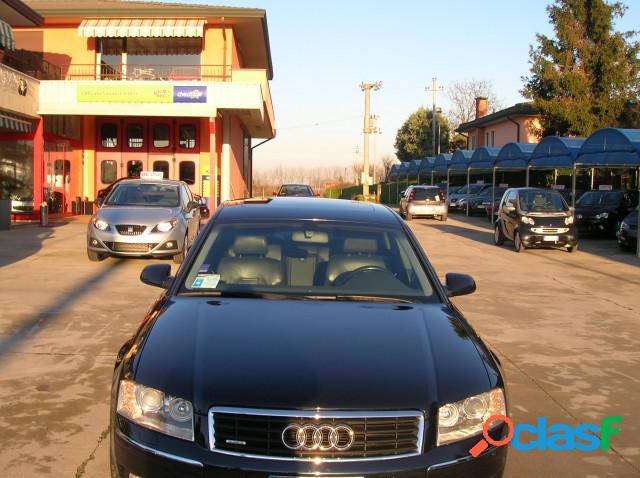 AUDI A8 benzina in vendita a Campolongo Maggiore (Venezia)