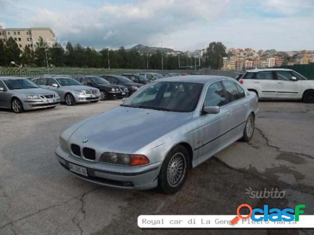 BMW Serie 5 diesel in vendita a Sciacca (Agrigento)